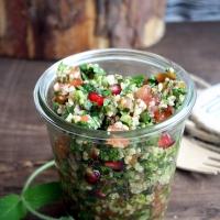 Tabbouleh - najpopularniejsza arabska sałatka