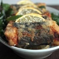 Tofu-ryba. Wegańska ryba na Wigilię