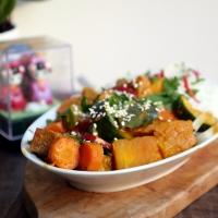 Dyniowe curry na listopadowe chłody